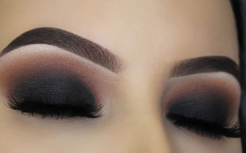Best Smokey Eye For Blue Eyes