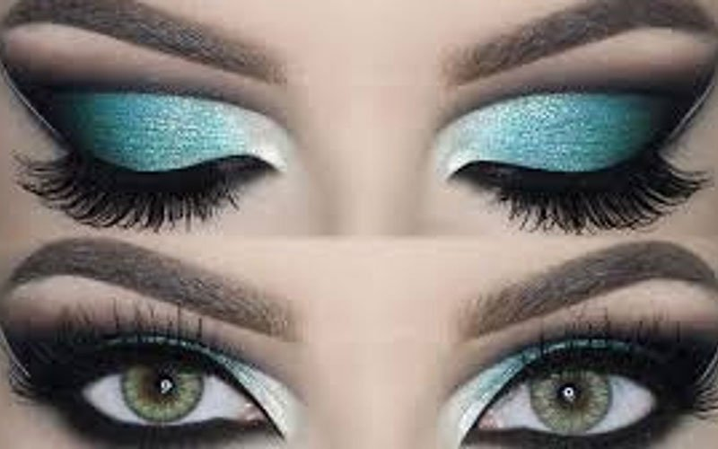 Blue Eyeshadow Blue Eyes