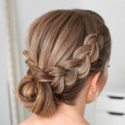 Bridesmaid Hair Up Hairstyles