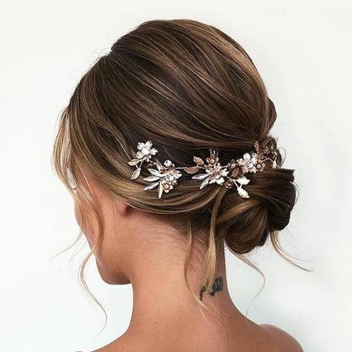 Bridesmaid Hair Up