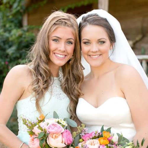 Cute Maid of Honor Hairstyles