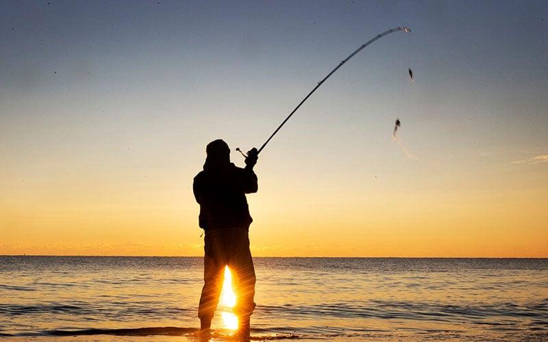 Fishing - Common Hobbies