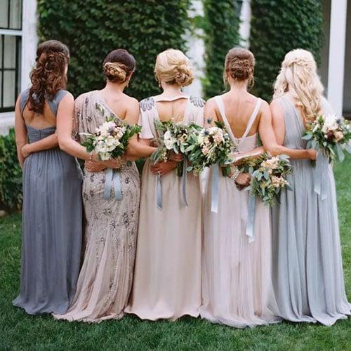 Latest Bridesmaid Hairstyle Ideas
