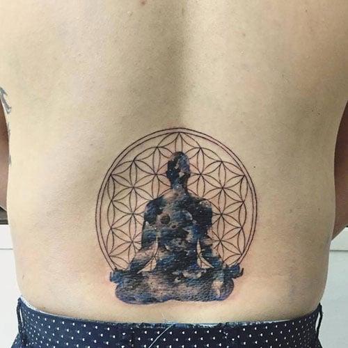 Lower Back Tattoos For Men