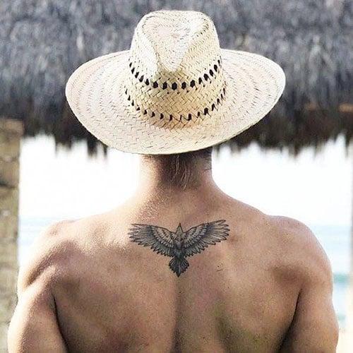 Small Back Tattoos