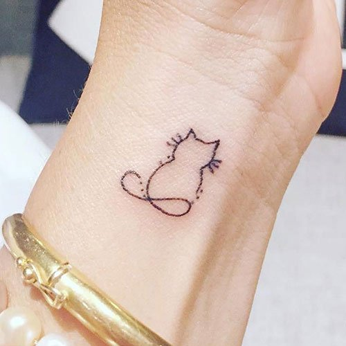 Small Easy Tattoos
