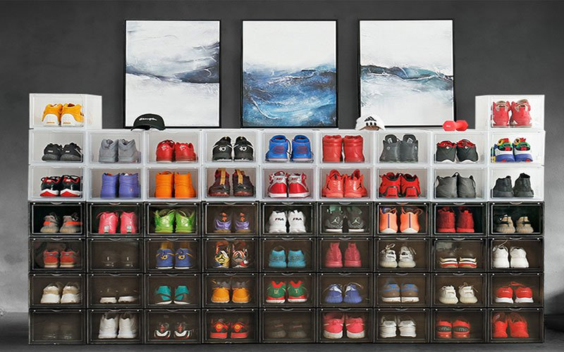 Sneaker Collecting
