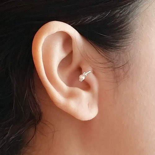 Tragus Piercing Types