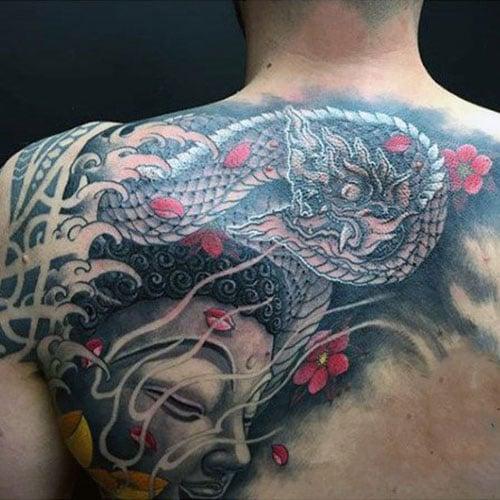 Upper Back Tattoos