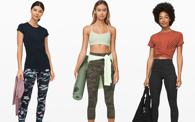Women's Athletic Wear Brands