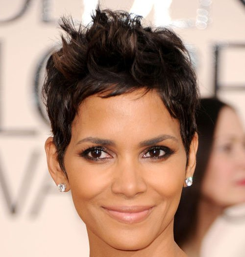 Women's Hairstyles For Short Relaxed Hair