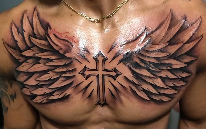 Best Cross Tattoos For Men