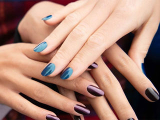 Best Fall Nail Colors