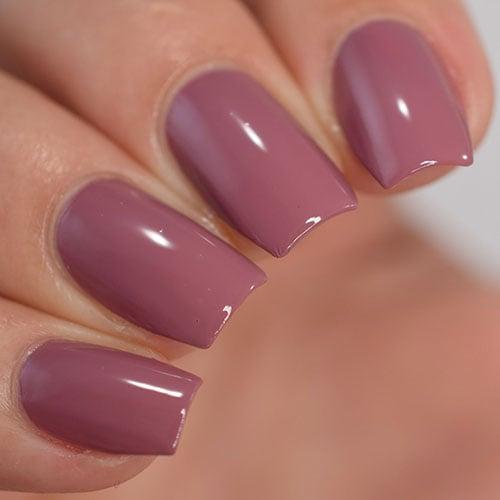 Blush Fall Nails