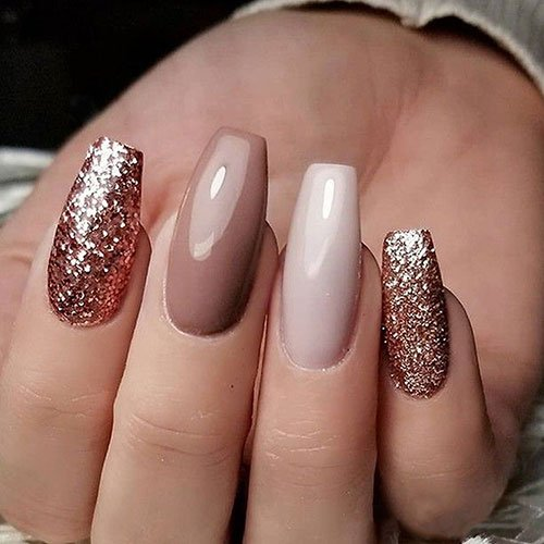 Coffin Fall Nail Colors