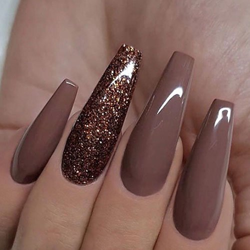 Fall Brown Nail Polish Colors