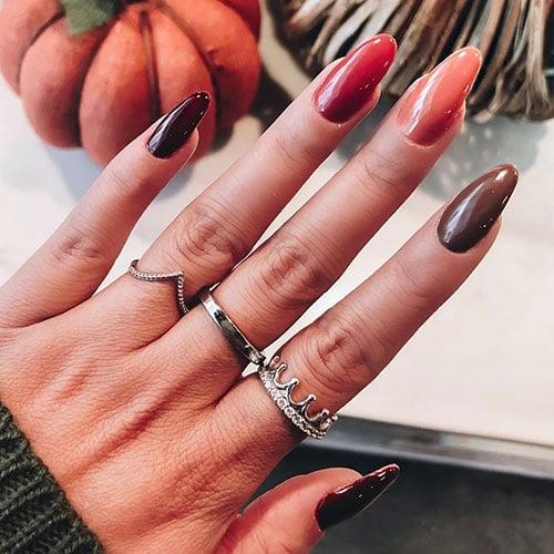 Popular Fall Nail Colors