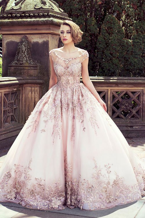 Princess Silhouette Dress