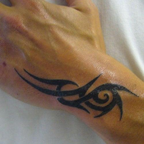 Tribal Wrist Tattoo Ideas