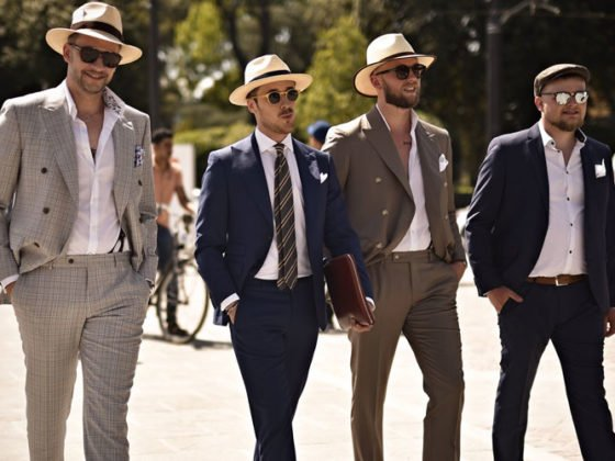 Types of Hats For Men