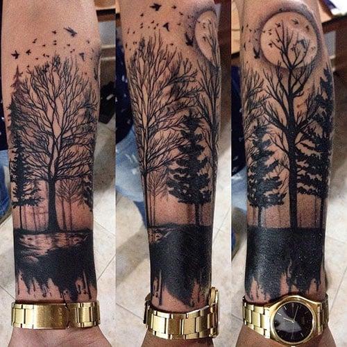 Unique Wrist Tattoos