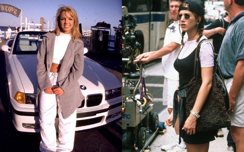 90s Celebrity Fashion