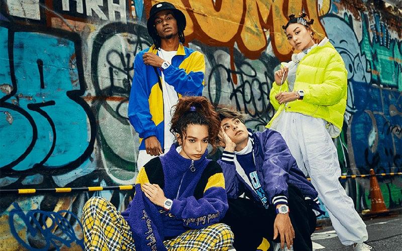 90s Hip Hop Fashion Attire