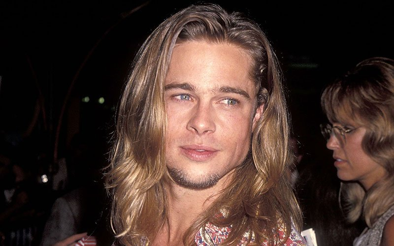 90s Long Hair