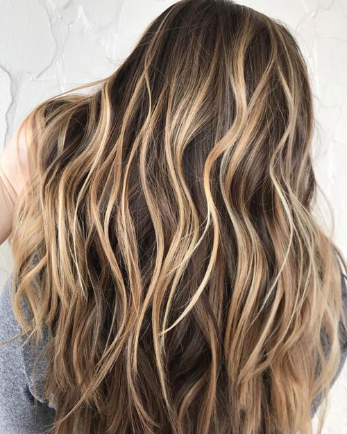 65 Best Brown Hair With Highlights Ideas 2020 Styles