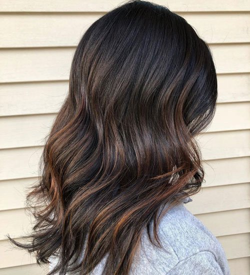 Natural Brown Highlights