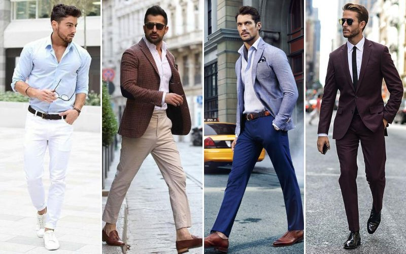 Chinos vs Dress Pants