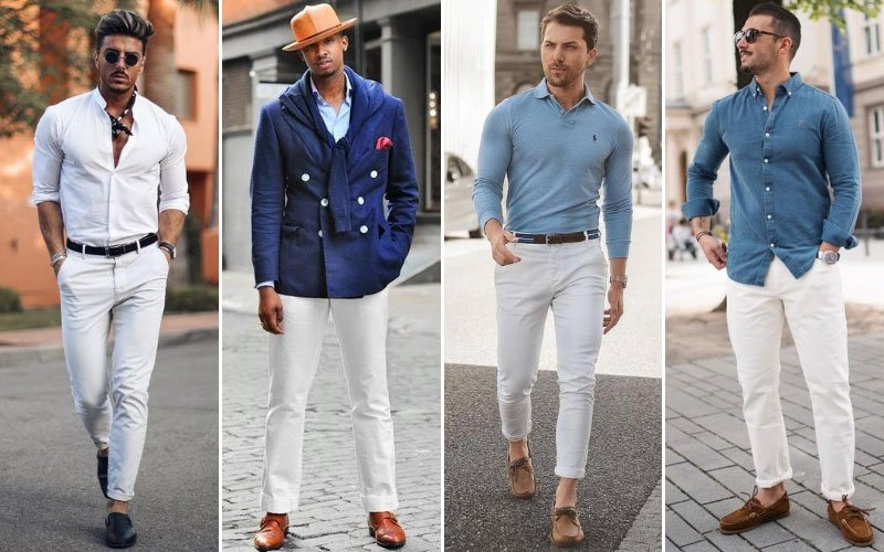 Stone Chino Outfit Ideas
