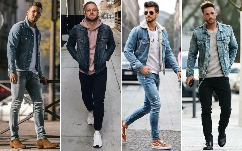 How Should A Denim Jacket Fit