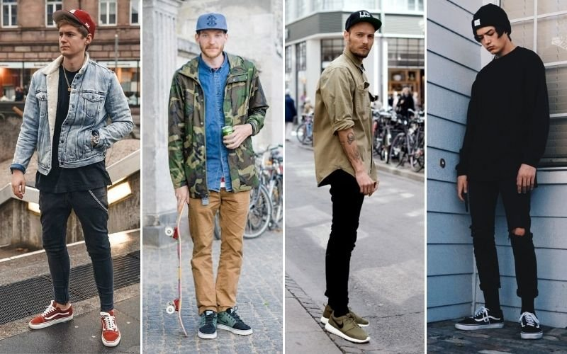 Skater Style Hats