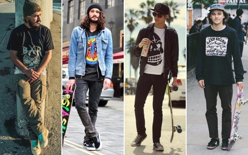 Skater Style Shirts