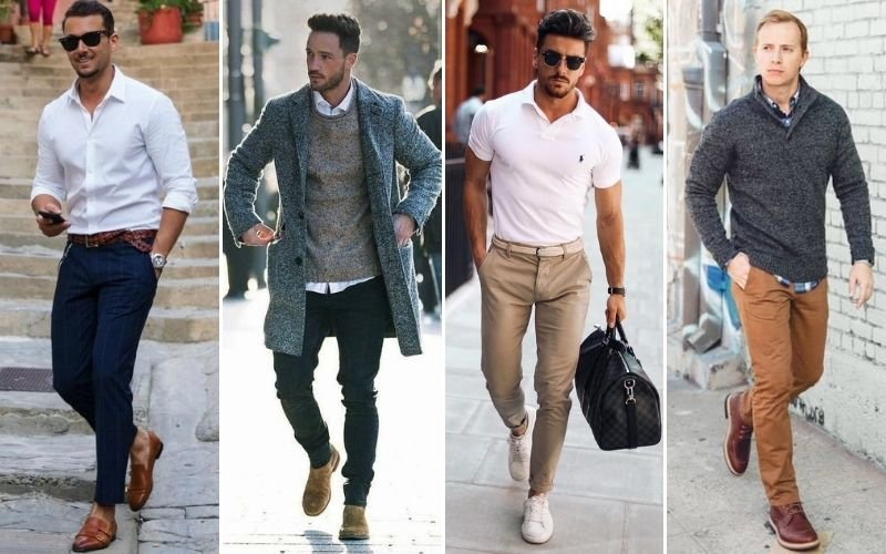 Smart Casual Accessories For Men