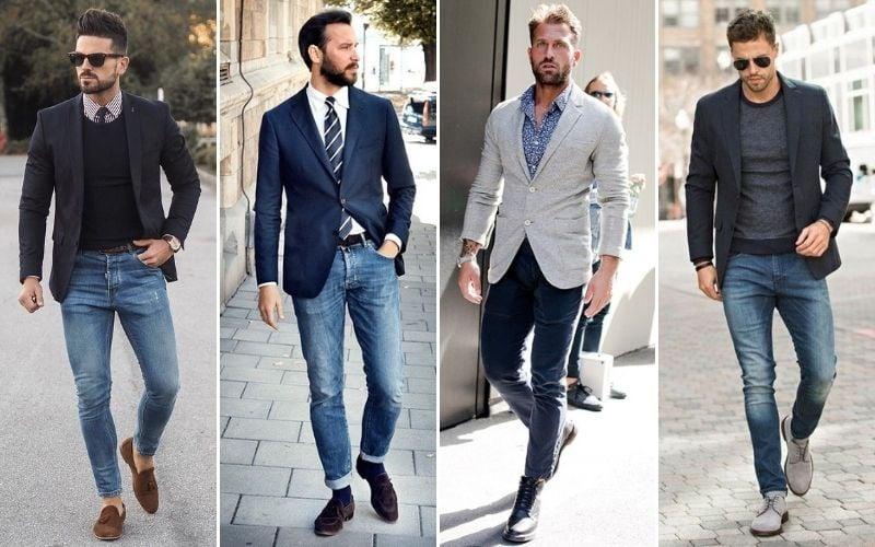 Smart Casual Blazers