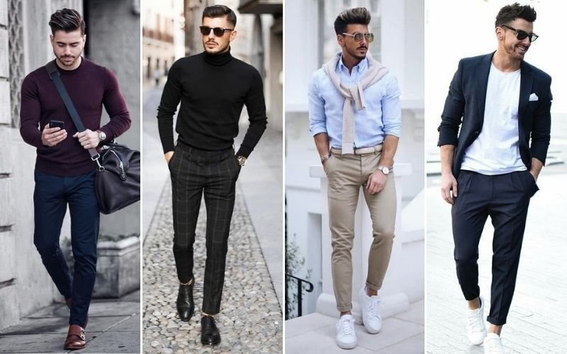 Smart Casual Chinos