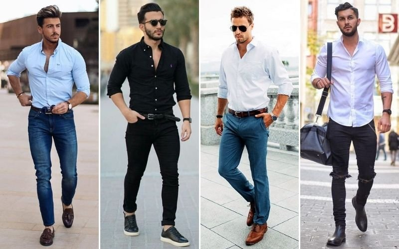 Smart Casual Shirts