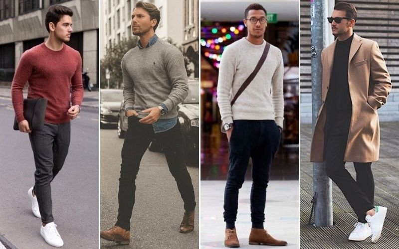 Smart Casual Sweaters
