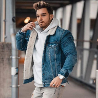 What To Wear With A Denim Jacket
