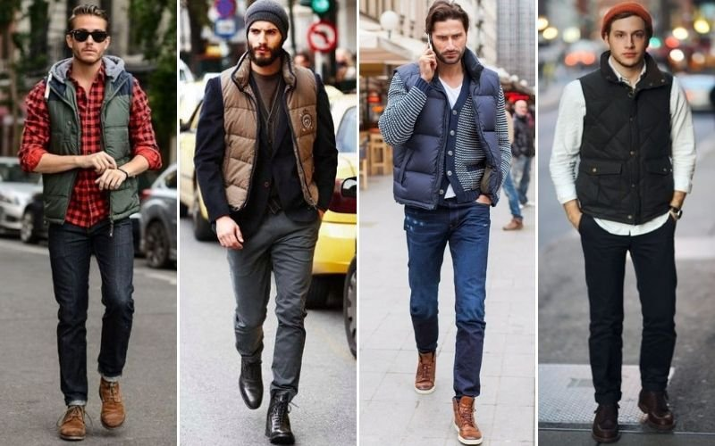 Down or Puffy Vest