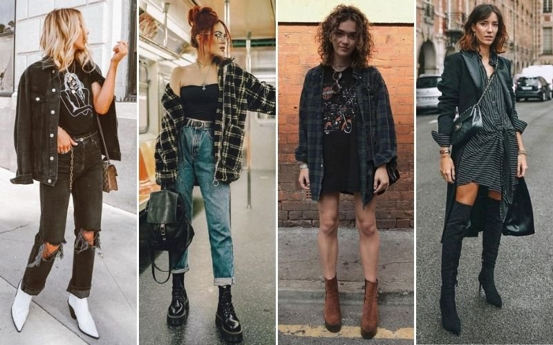 Grunge Outfits