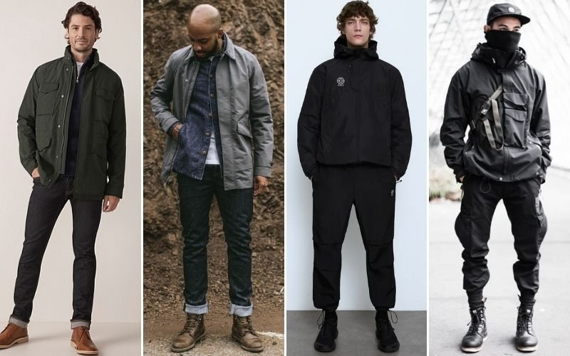 Technical Jackets