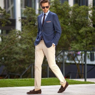 What Shoes To Wear With Chinos