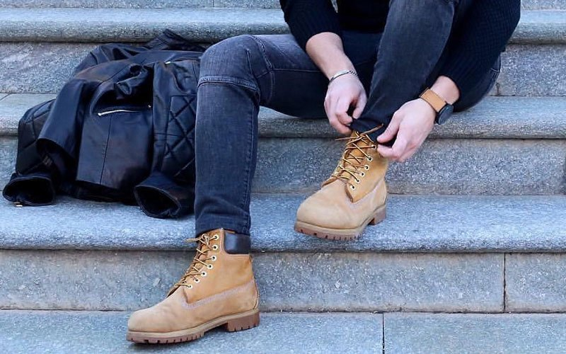 What To Wear with Timberlands