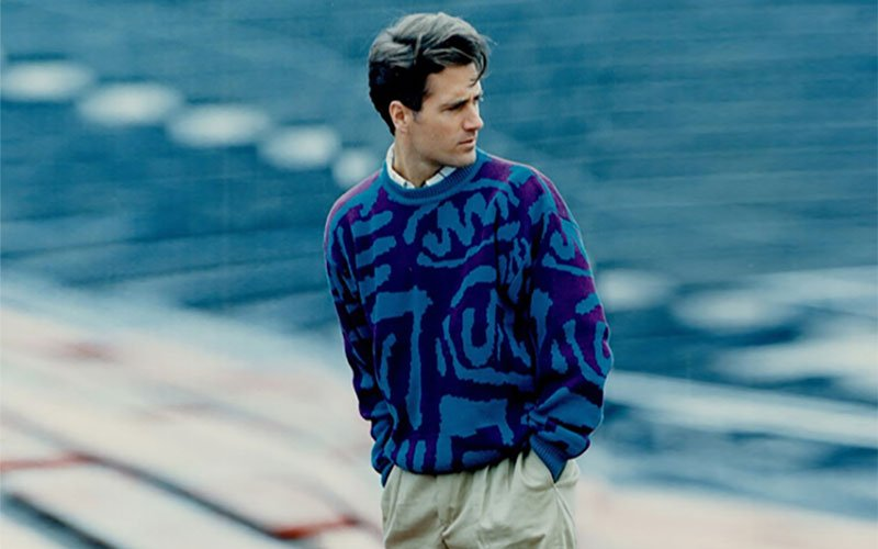 80s Baggy Jumpers