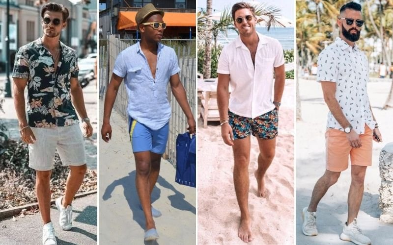 80s Summer Fashion