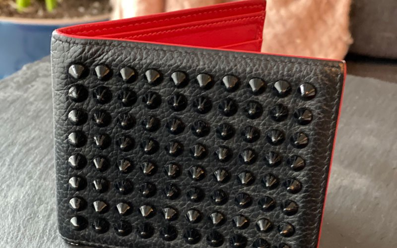 Christian Louboutin Wallets