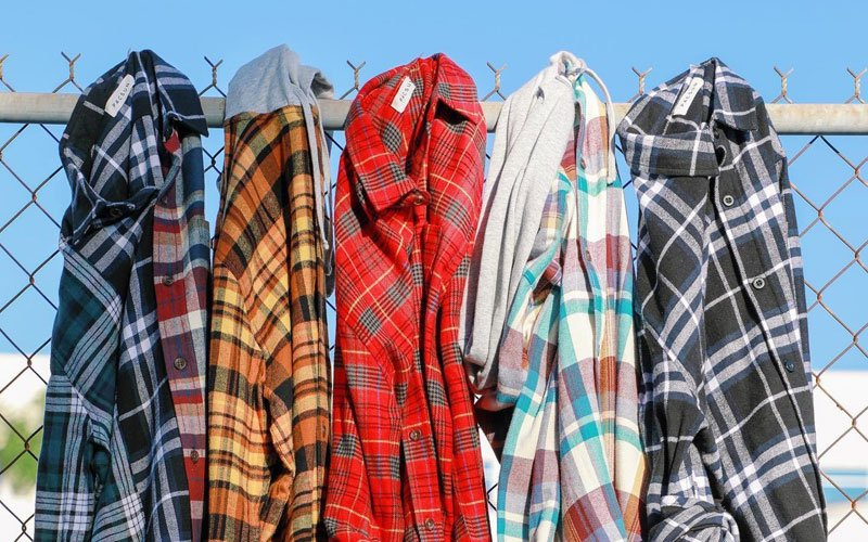 Flannel Outfits For Men